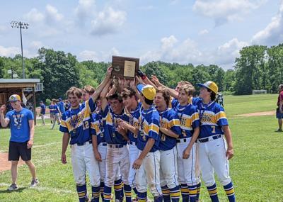 Tburg Section IV Class C Baseball Champions 2020–2021