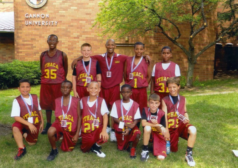 Students of the game sports ithaca ithaca 5th grade usa basketball team national champs publicscrutiny Choice Image