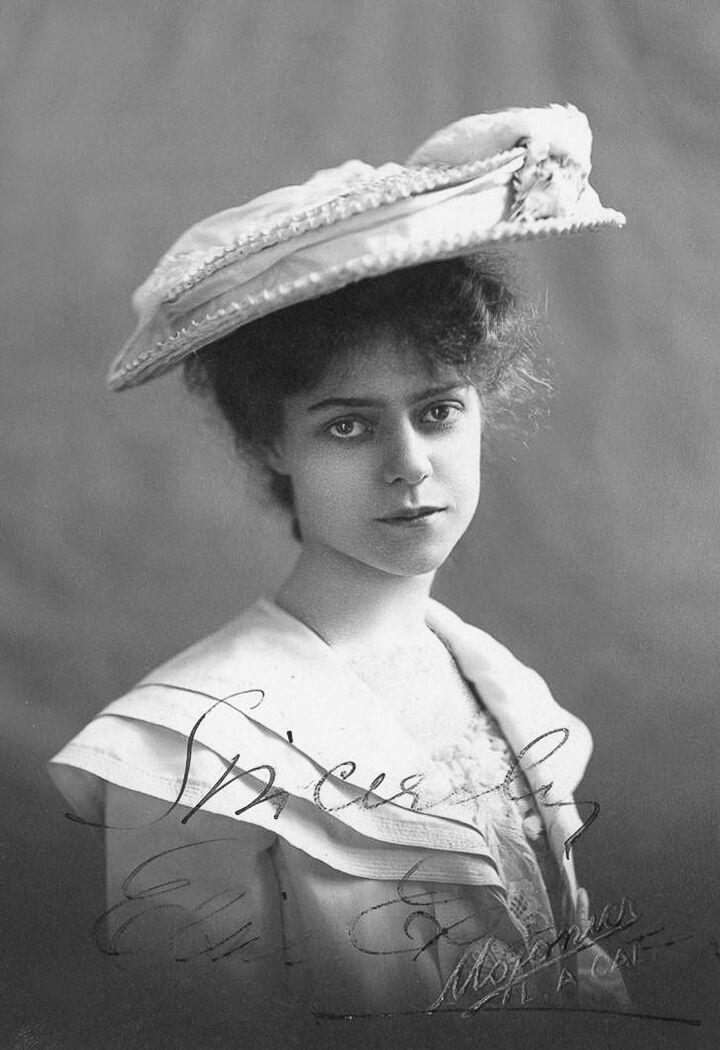 Elsie Edmonds 1903