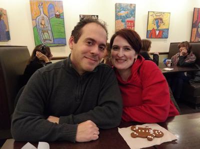 Greg and Julia Fry