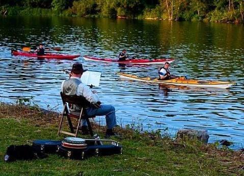 Watermusic Ithaca