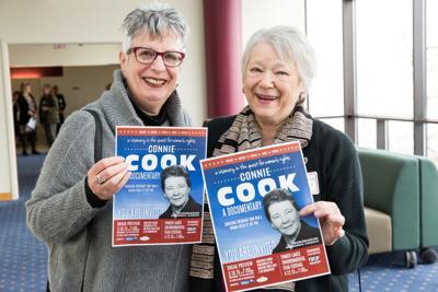 Sue Perlgut and Carol Kammen