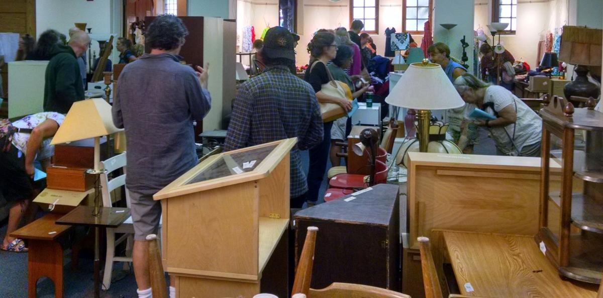 Grand Recycle Sale at First Unitarian Society of Ithaca