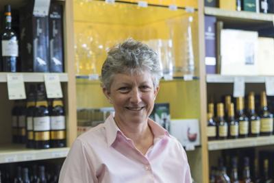 Julie Crowley of Triphammer Wine & Spirits