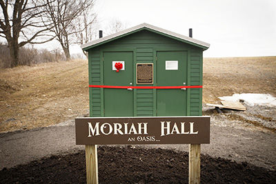 Moriah Hall
