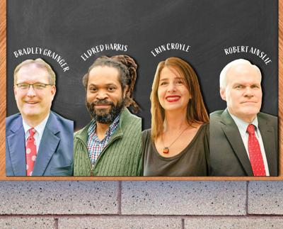 Board of Education candidates 2019