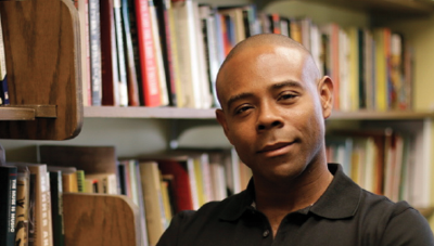 GerShun Avilez of University of North Carolina will deliver a lecture in October