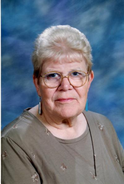 Patricia Anne Kelley