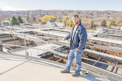 Ithaca City Employee Bill Rypkema