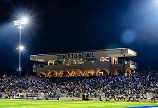 Playoff football to return to Tomato Bowl for first time in 16 years
