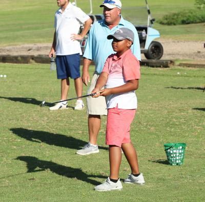 Cherokee Ranch Golf Camp proves to be popular with local youngsters