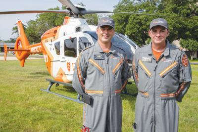 UT Health reveals new helicopter design, uniforms | News