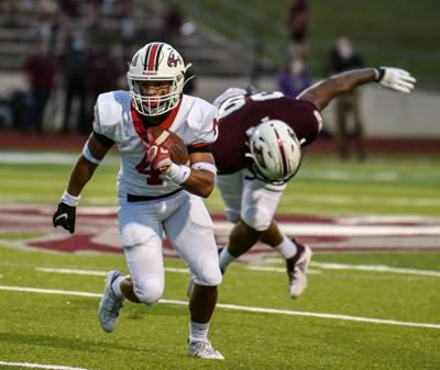Palestine ground game too much for Rusk; Eagles lose 23-13