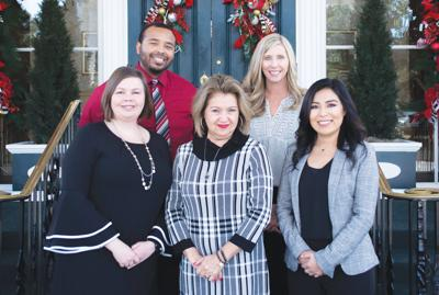 Austin Bank honors J'ville employees