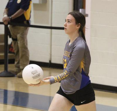 Holliday collects 10 kills in JHS's loss to Nacogdoches