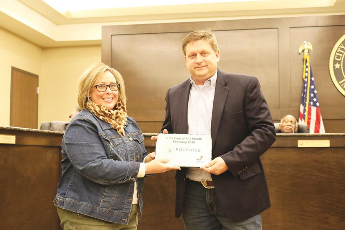 Polywize JEDCO Employer of the Month