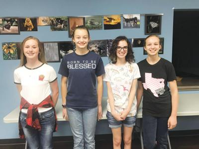 Area 4-H students recognized for photos