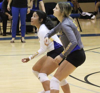 Jacksonville volleyball comes up short against East Texas Chargers