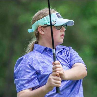 Junior golf: Henslee wins for fourth time in June
