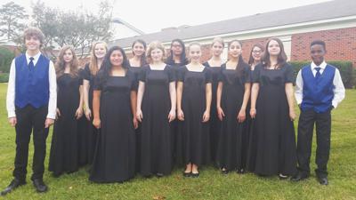 JMS Choir - All Region Clinic & Concert