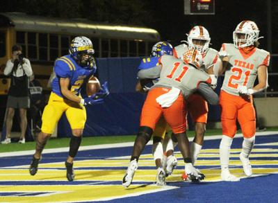 Texas High just too much for Jacksonville