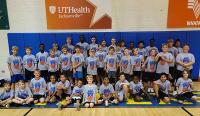 Robust turnout for Jacksonville Indian Basketball Camp