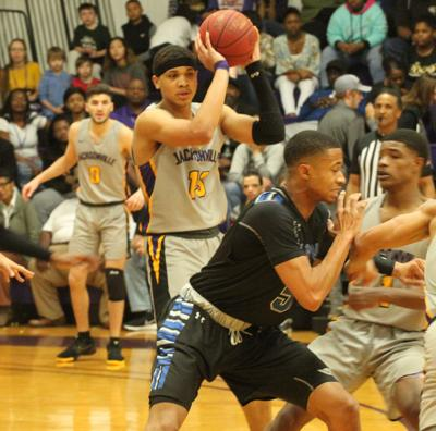 Blunt guides JC Jags to thrilling 91-90 win over Blinn