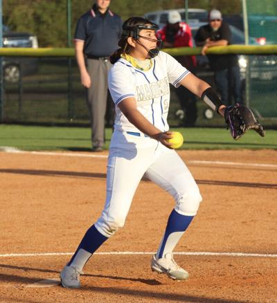 Softball: Jacksonville whips Lady Dragons, 15-0