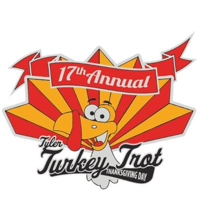 Pair of locals finish strong at Tyler Turkey Trot