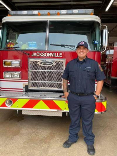 Jacksonville Fire Department has a new life saver on its team