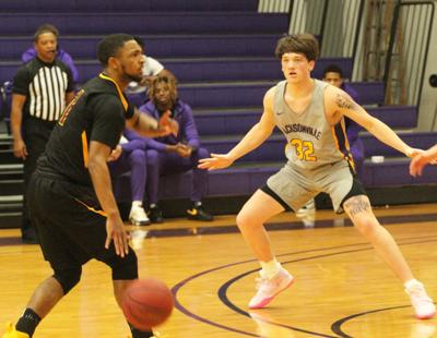 JC men stopped at home by Bossier Parish, 75-62