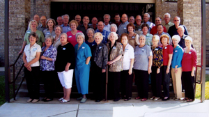 JHS class of '53 gathers for 55th annual class reunion