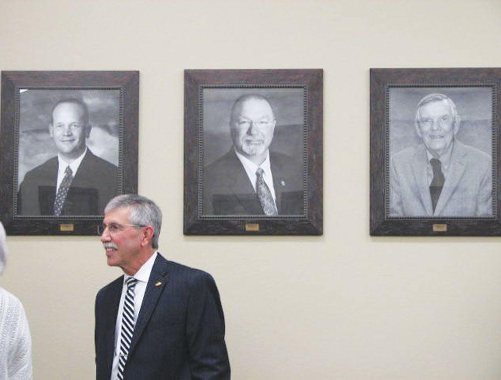 City of Jacksonville celebrates mayors