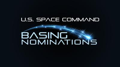 U.S. Space Command Basing Nomination