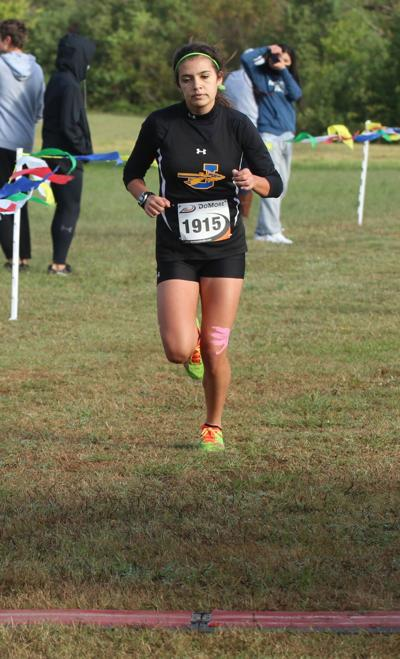Gutierrez leads Maiden Cross Country to District 16-5A title