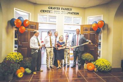 Brook Hill opens innovation center