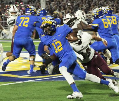 Mistakes prove costly to Jacksonville in 25-13 loss to Whitehouse