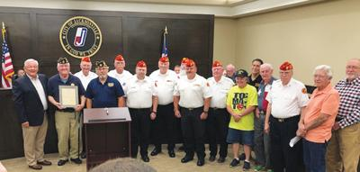 City inks military community covenant