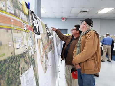 Local residents mull US 69 Relief Route options
