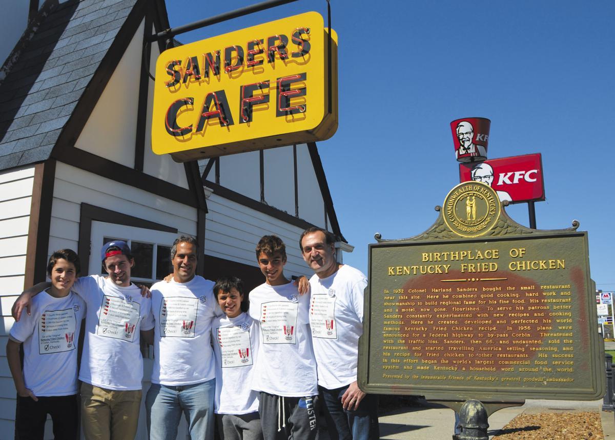 Canadians travel 2,000 miles to eat at original KFC