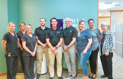 Staff honored
