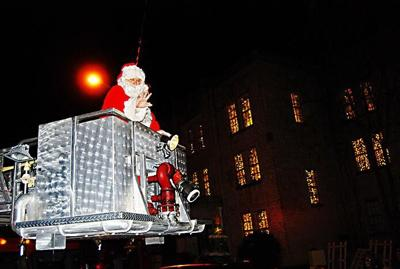 Add Palestine, Lufkin to the Christmas parade cancellation list