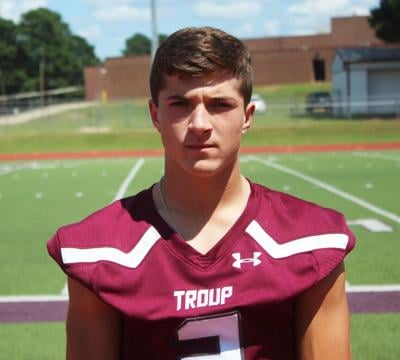 Troup's bevy of offensive weapons sink Carlisle, 41-26