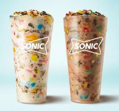 Sonic scares up a couple of new Halloween-inspired shakes