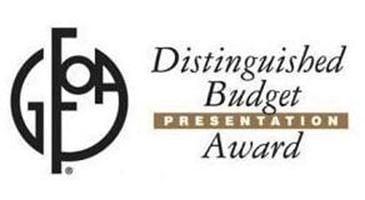 City of Jacksonville receives budget presentation award