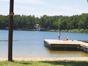 Safe on the Lake