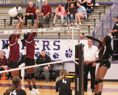 Class 4A bi-district: Rusk cruises past Jasper, Anderson nets 17 kills