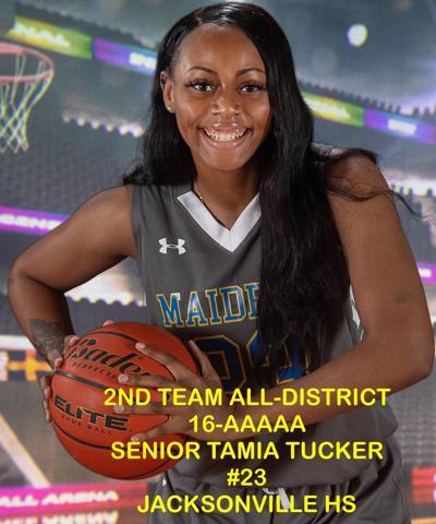 Tamia Tucker commits to Arlington Baptist