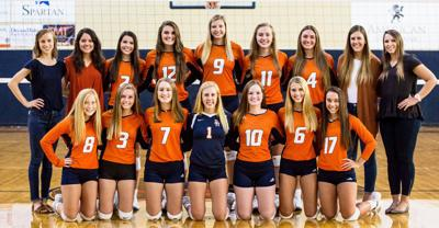 Brook Hill volleyball advances to Final Four for the first time