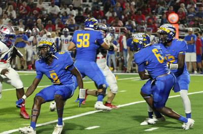 Jacksonville punished by Henderson ground attack in 27-point loss